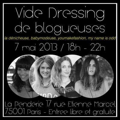 vide dressing 7 mai 2013