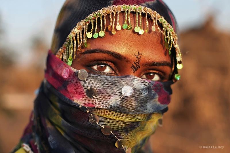 KaresLeRoy_Danseuse gitane du Rajasthan