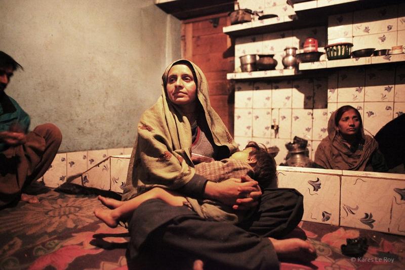 KaresLeRoy_La madone du Cachemire indien