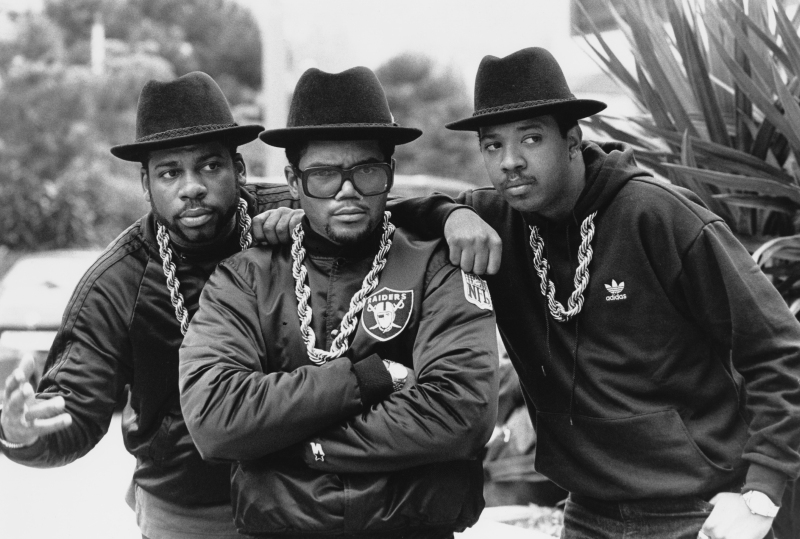 Run-DMC At Montreux