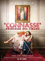 Affiche_120x160_CONNASSE_PRINCESSE_DES_COEURS_ok